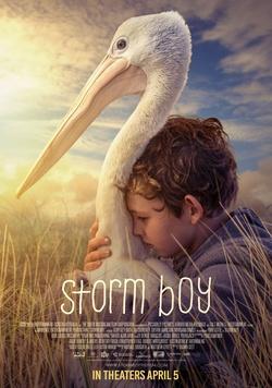 : Chłopiec z burzy