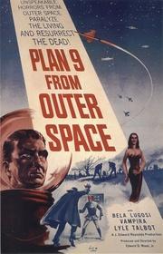 : Plan dziewięć z kosmosu