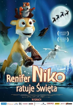 : Renifer Niko ratuje święta