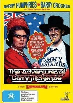 : Przygody Barry'ego McKenzie