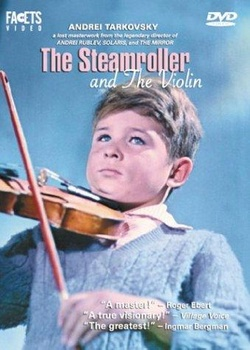 : Mały marzyciel   Walec drogowy i skrzypce