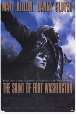 : Święty z fortu Waszyngtona