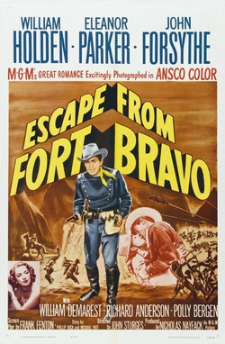 : Escape from Fort Bravo
