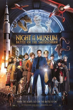 : Noc w muzeum 2