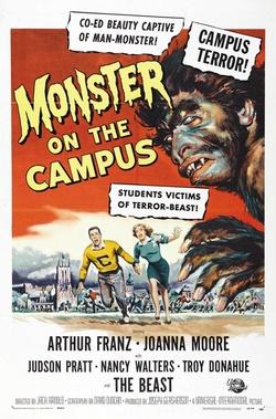 : Potwór na kampusie