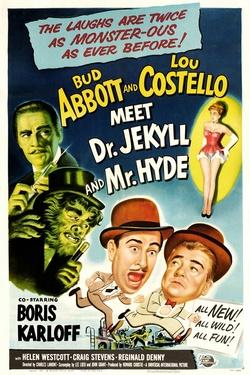 : Abbott i Costello spotykają Jekylla i Hyde'a