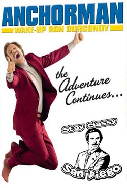 : Wake Up, Ron Burgundy: The Lost Movie