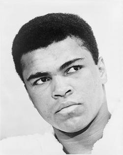 Plakat: Muhammad Ali