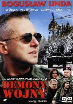 : Demony wojny według Goi