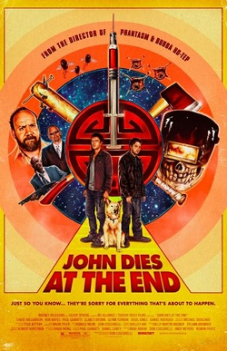 : John ginie na końcu