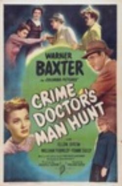 : Crime Doctor's Man Hunt