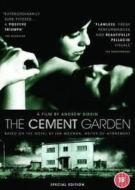 Cementowy ogród