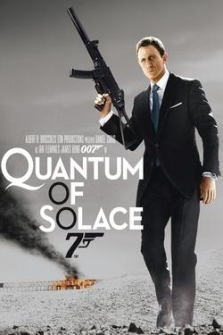 : 007 Quantum of Solace