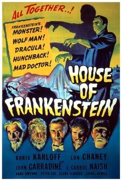 : Dom Frankensteina