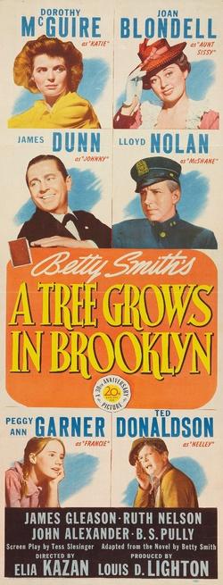 : Drzewko na Brooklynie