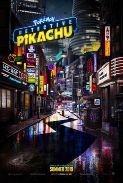 : Pokémon: Detektyw Pikachu