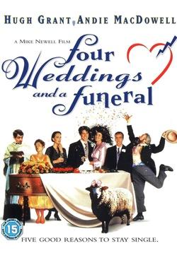: Cztery wesela i pogrzeb