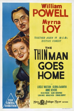 : The Thin Man Goes Home