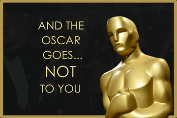 Z cyklu: And the Oscar goes... NOT to you (odc. 7)