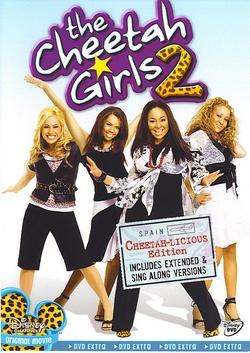 : Dziewczyny Cheetah 2