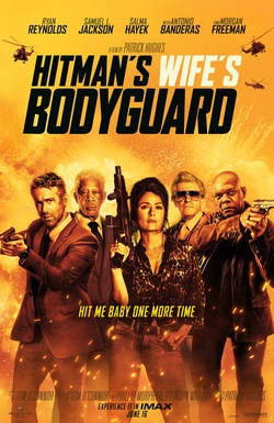 : Hitman's Wife's Bodyguard