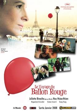 : Podróż czerwonego balonika