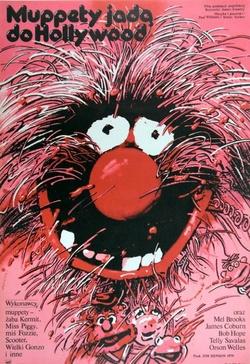 : Muppety jadą do Hollywood   Wielka wyprawa muppetów