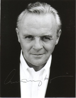 Plakat: Anthony Hopkins