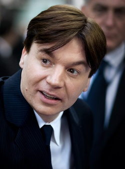 Plakat: Mike Myers