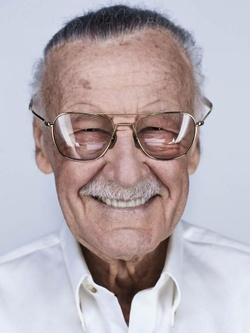 Plakat: Stan Lee