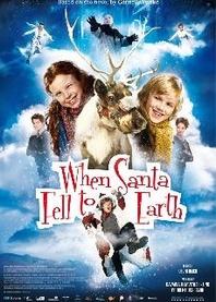 Als der Weihnachtsmann vom Himmel fiel