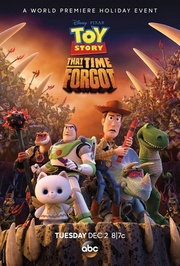: Toy Story That Time Forgot