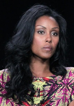 Plakat: Christine Adams