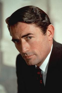 Plakat: Gregory Peck