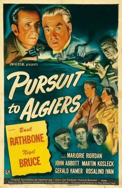 : Pursuit to Algiers