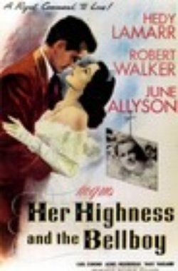 : Her Highness and the Bellboy