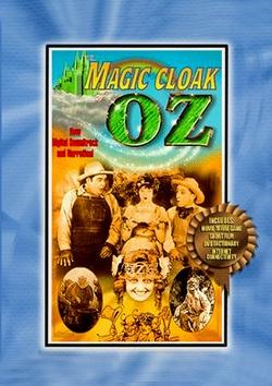: The Magic Cloak