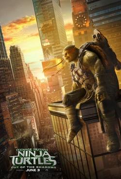 : Wojownicze Żółwie Ninja: Wyjście z cienia
