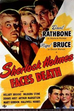 : Sherlock Holmes Faces Death