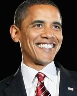 Plakat: Barack Obama
