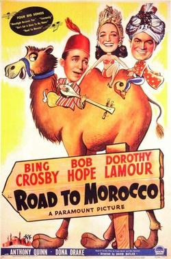 : Droga do Maroka