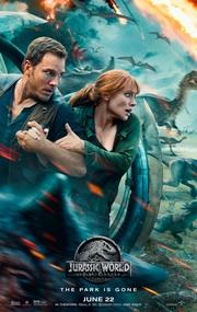 : Jurassic World: Upadłe królestwo