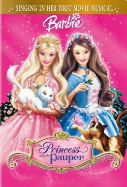 : Barbie as the Princess and the Pauper