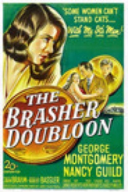 : The Brasher Doubloon