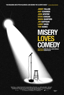 : Misery Loves Comedy