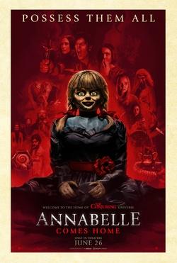 : Annabelle wraca do domu