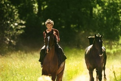: Out Stealing Horses