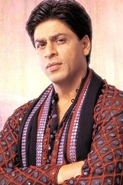 Plakat: Shahrukh Khan