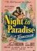 Noc w raju