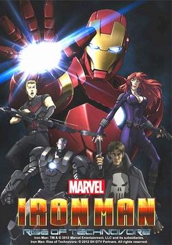 : Iron Man: Rise of Technovore